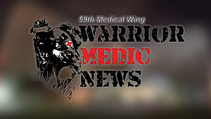 Warrior Medic News