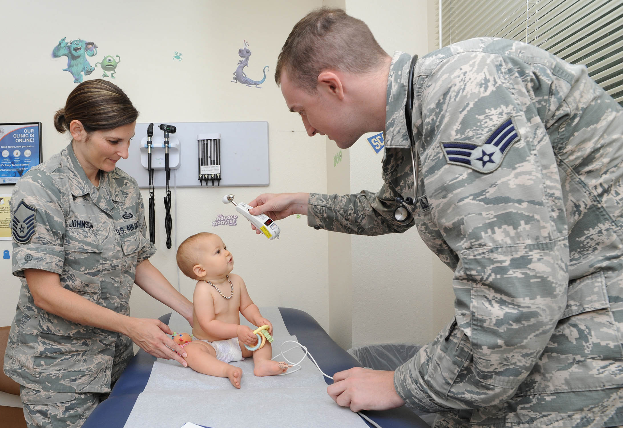 Becoming an Air Force pediatrician???.?